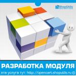 Разработка индивидуального модуля для вашей версии сайта